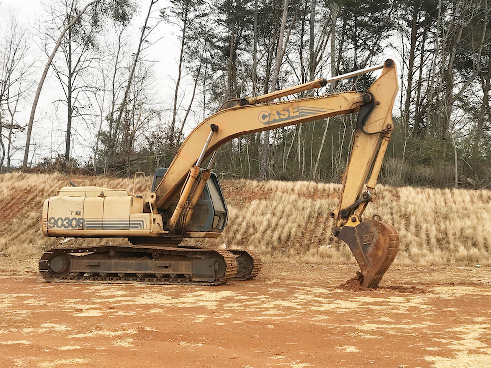Online Only Construction and Transportation Equipment Auction