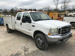 3 Ford F450