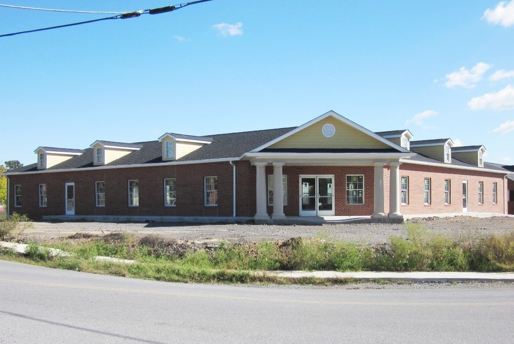 Absolute Real Estate Auction – Partially Complete Commercial Building