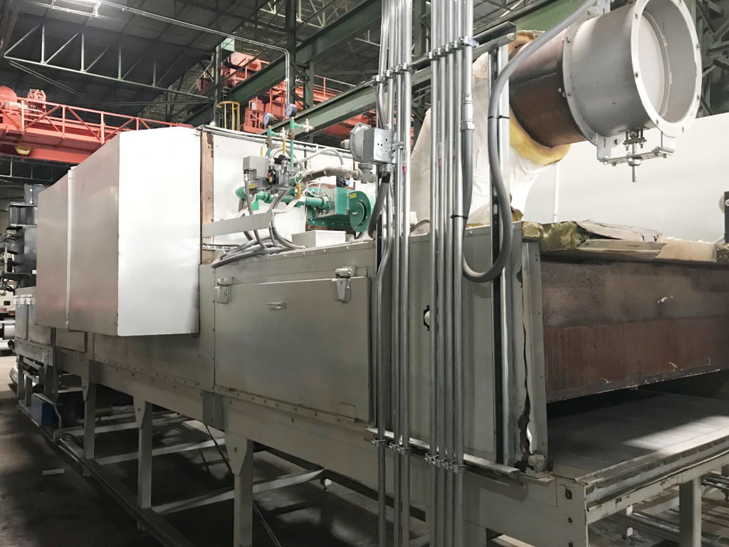 Online Only Auction of Dubois Curtain Coating Line