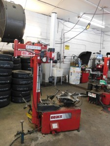 Coats Tire Changers