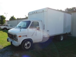 GMC Box Van