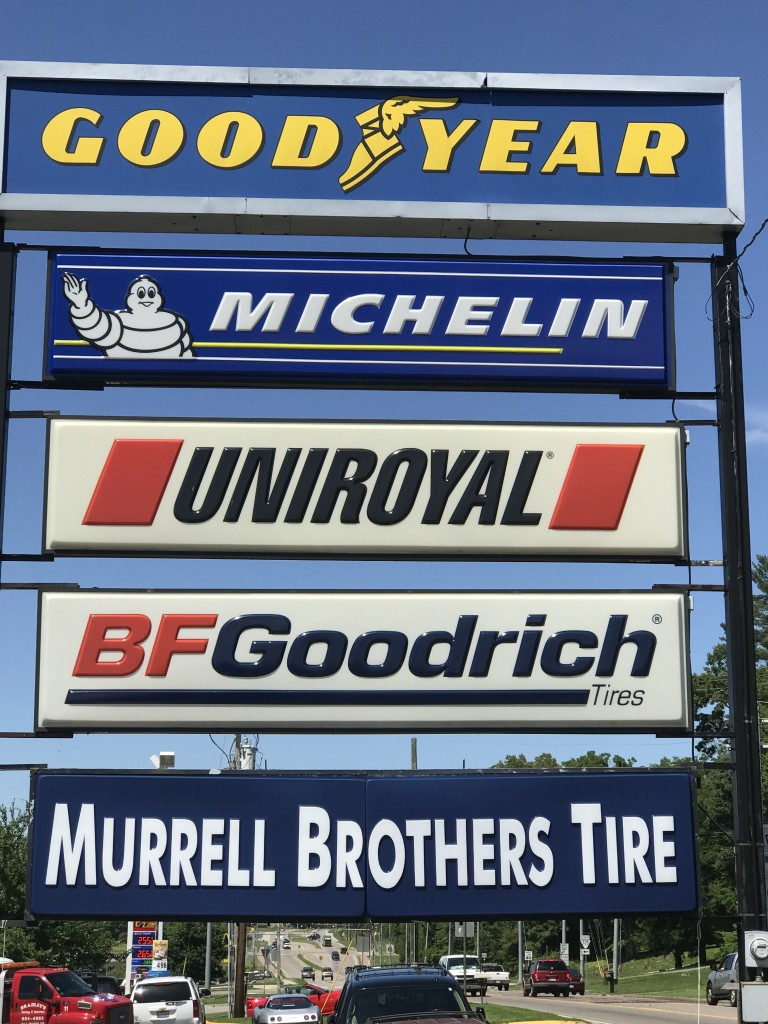 Public Auction of Murrell Brothers Tire Center