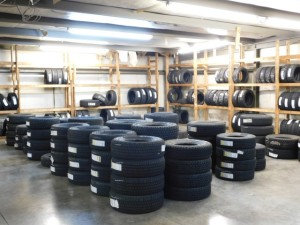 NEW Tire Inventory