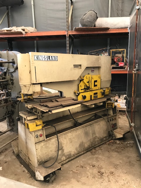 Online Only Metalworking Equipment Auction