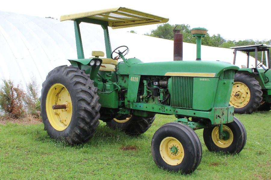Absolute Farm Equipment and Antique Tractor Auction