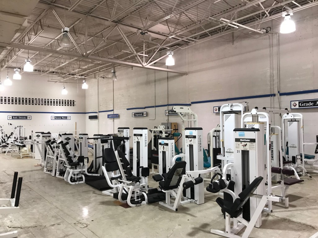 Absolute Fitness Equipment Auction