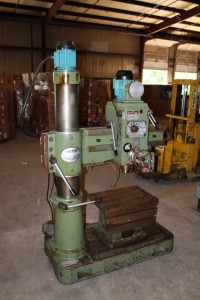 Radial Arm Drill KAO Ming KMR-700DS