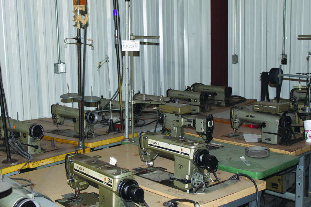 Online Only Sewing Equipment Auction
