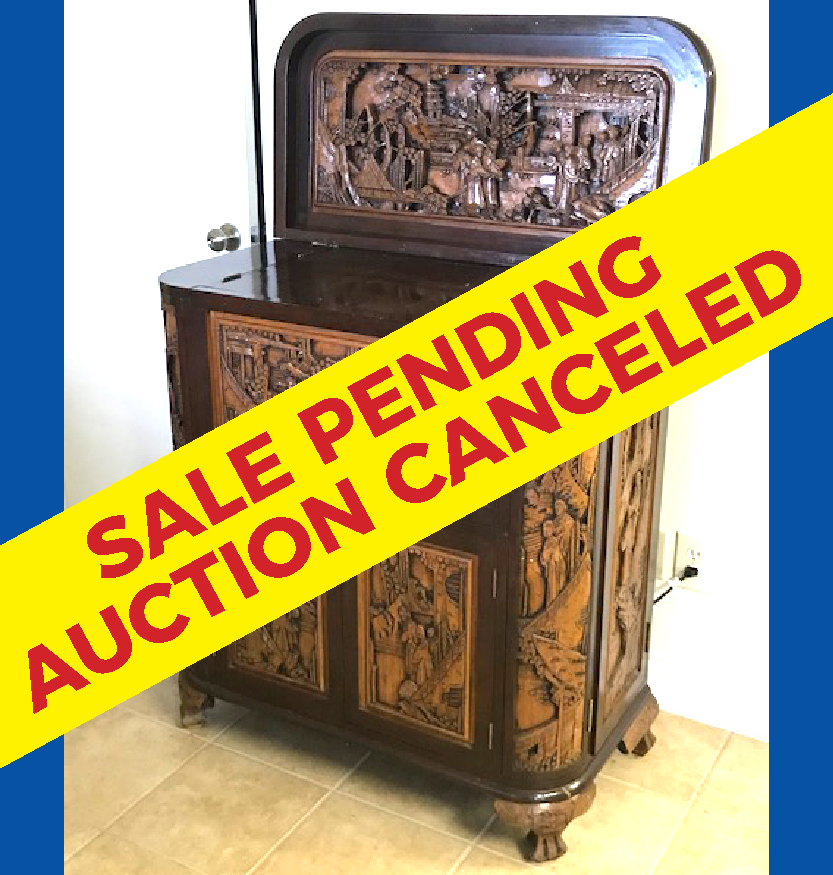 Auction Canceled – Sale Pending – Absolute Personal Property & Real Estate Auction