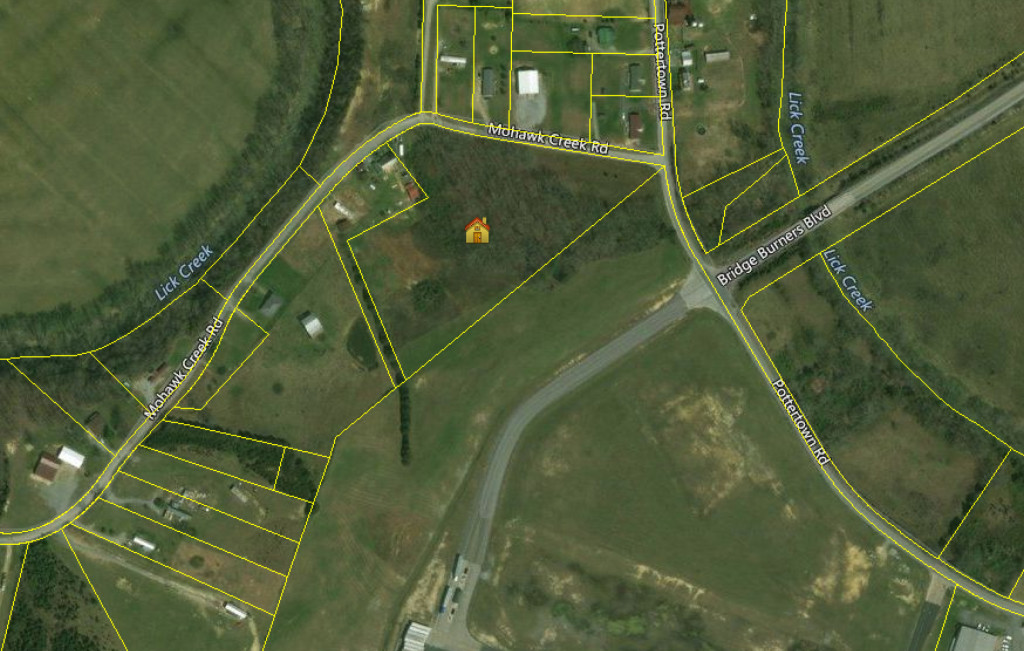 ABSOLUTE REAL ESTATE AUCTION – Approx. 5.5 Acres Unimproved Land