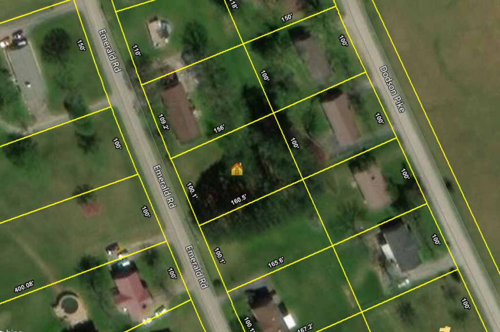 ABSOLUTE REAL ESTATE AUCTION – Residential Lot on Emerald Rd.