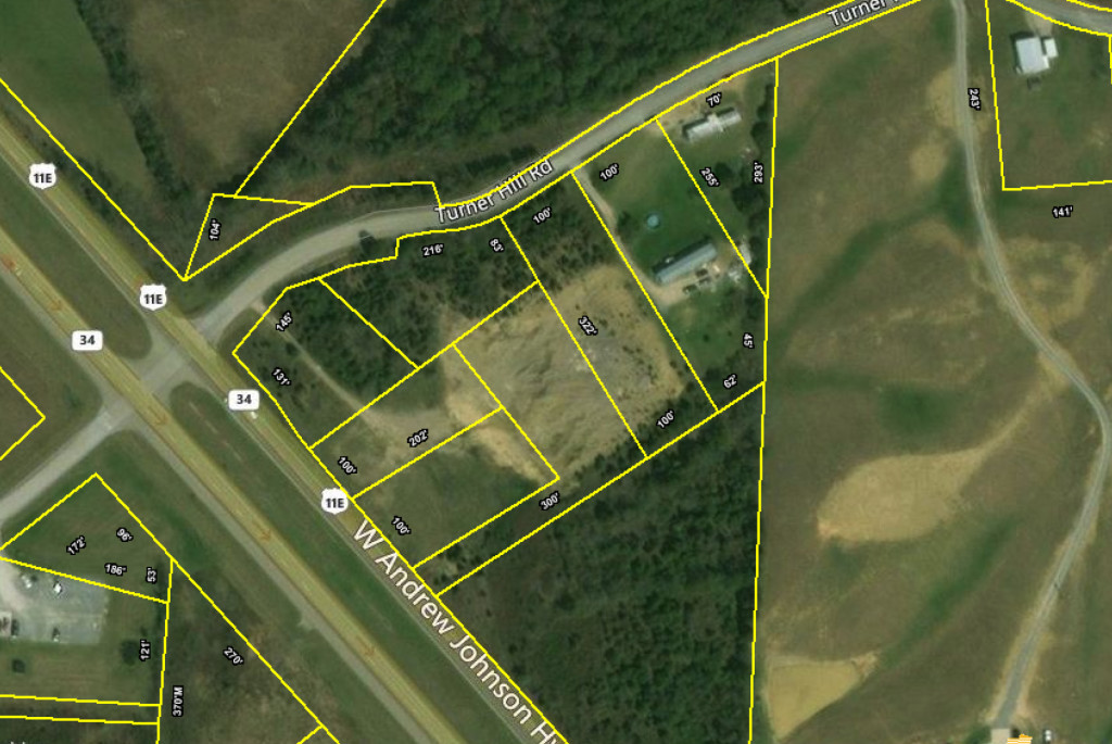 ABSOLUTE REAL ESTATE AUCTION – Approx. 3.01 Acres Unimproved Land