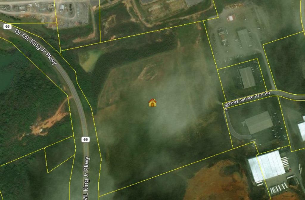 REAL ESTATE AUCTION – Approx. 33.34 Acre Income Commercial Development Tract