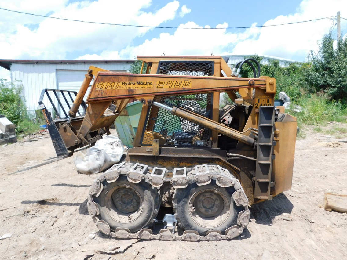 Absolute Heavy Trucks and Equipment Auction – Formerly Rock
