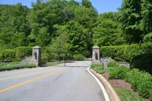 Property 2 - Dividing Ridge Trail Entrance