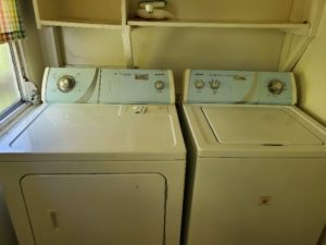 Lot 2 Washer & Dryer
