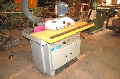Ended Absolute Woodworking Equipment Auction