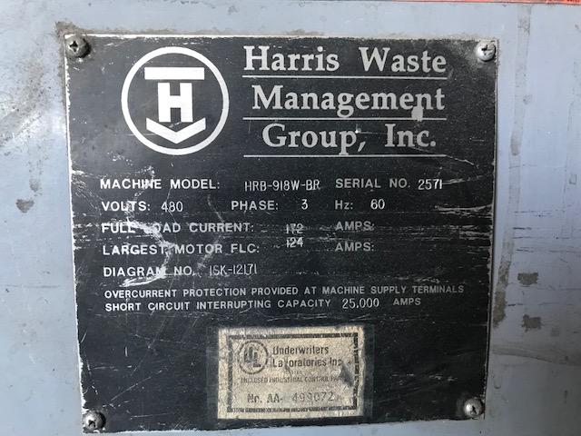 Harris Waste Baler Wiring Diagram on waste container, waste generator, waste management cardboard, waste bales, waste informative,